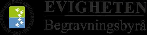 Välkommen till Evigheten Begravningsbyrå – Omtanke Trygghet Service Retina Logo