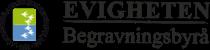 Välkommen till Evigheten Begravningsbyrå – Omtanke Trygghet Service Logo